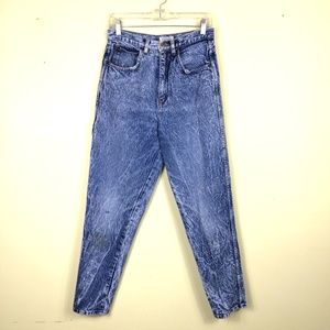 STEFANO | Vintage High-Waisted Jeans Stone Wash 12